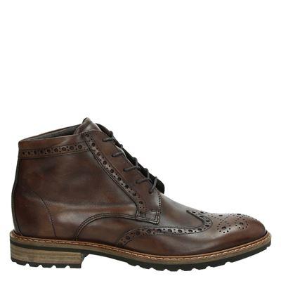 Ecco heren nette schoenen bruin