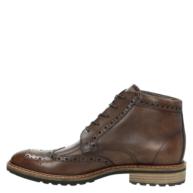 Ecco Vitrus l - Hoge nette schoenen - Bruin