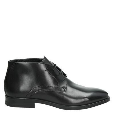 Ecco heren nette schoenen zwart
