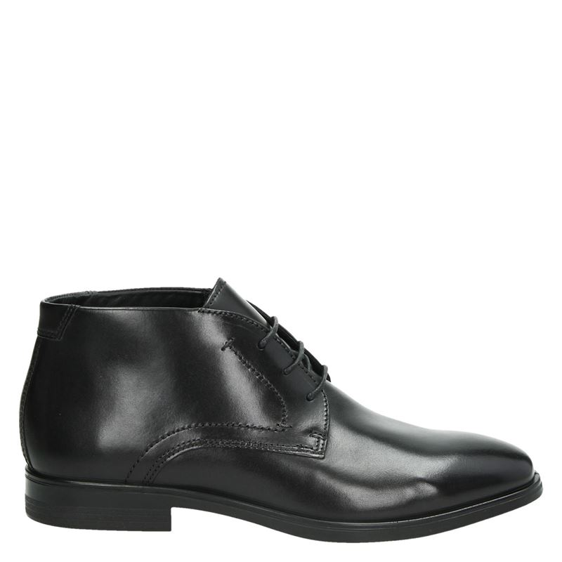 Ecco Melbourne - Hoge nette schoenen - Zwart