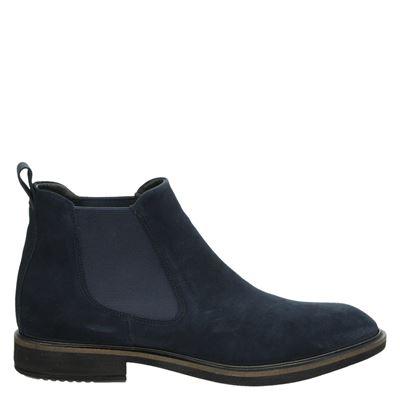 Ecco heren boots blauw