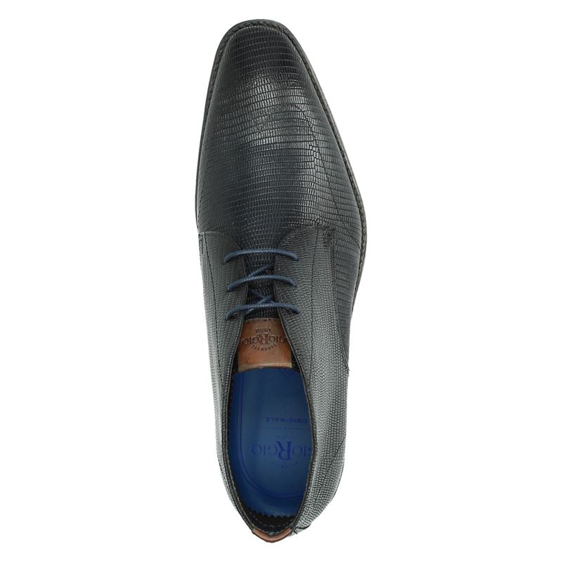 Giorgio - Hoge nette schoenen - Blauw