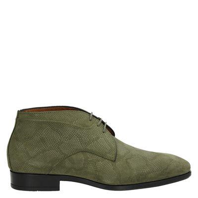 Greve heren nette schoenen groen