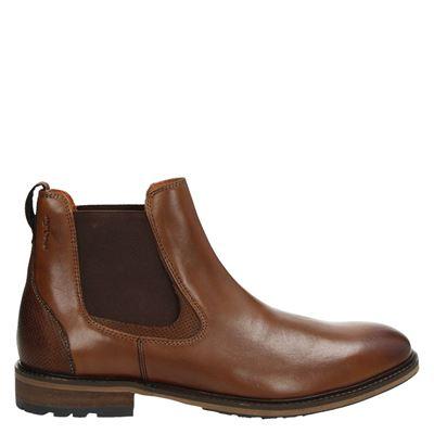 Van Lier heren boots cognac