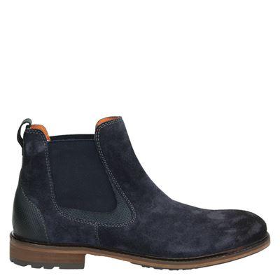 Van Lier heren boots blauw