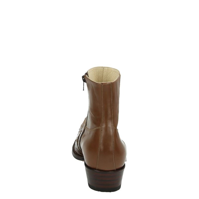Sendra 5701 Mimo - Rits- & gesloten boots - Bruin