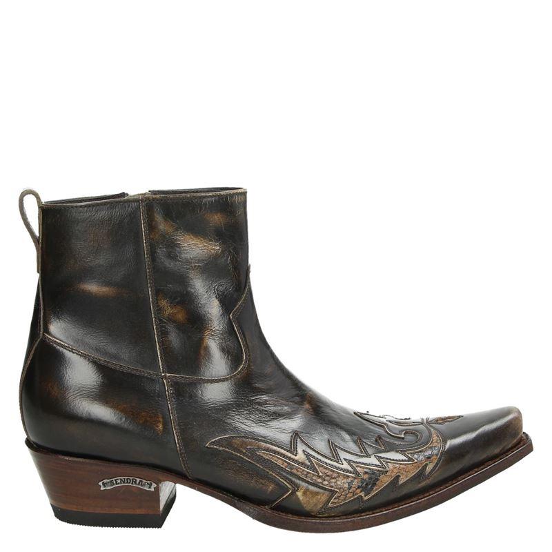 Sendra 12185 Mimo - Cowboylaarzen - Bruin