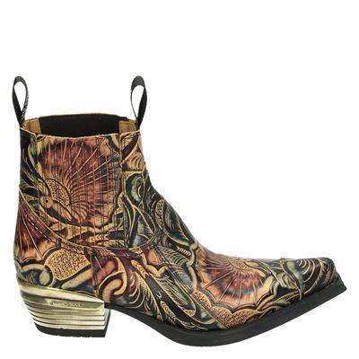 New Rock heren nette schoenen bruin