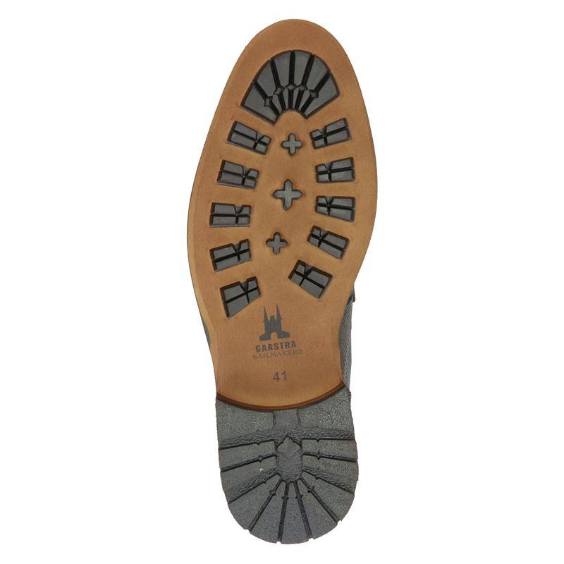 Gaastra Crew Mid - Hoge nette schoenen - Grijs