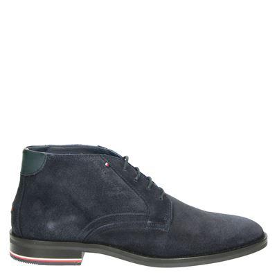 Tommy Hilfiger Sport heren nette schoenen blauw