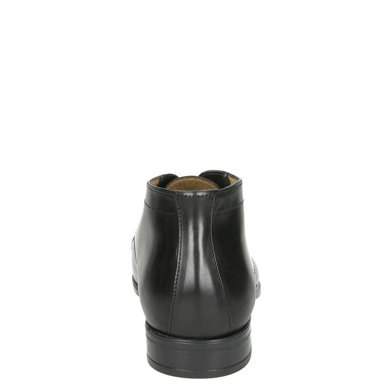 Giorgio - Hoge nette schoenen - Zwart