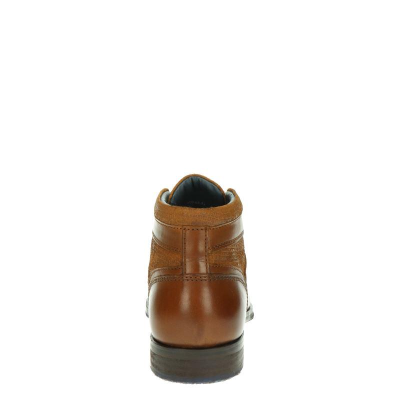 Nelson - Veterboots - Cognac