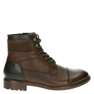 Nelson heren boots cognac