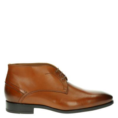 Greve heren nette schoenen cognac