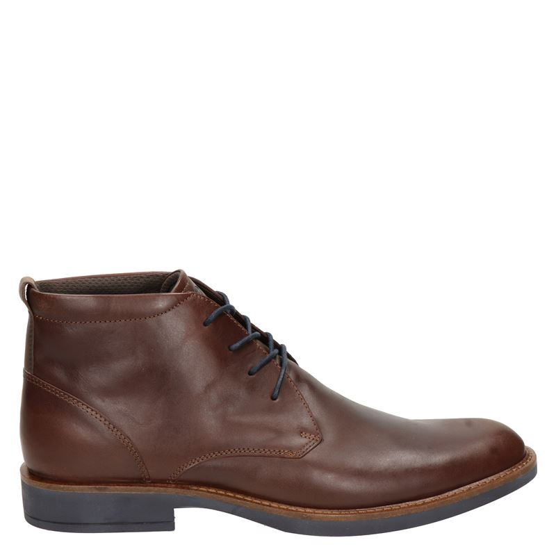 Ecco Biarritz - Hoge nette schoenen - Bruin