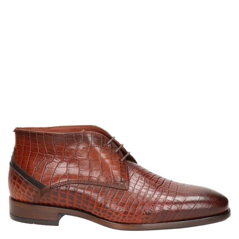 Greve Ribolla - Hoge nette schoenen - Cognac
