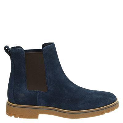Timberland heren boots blauw