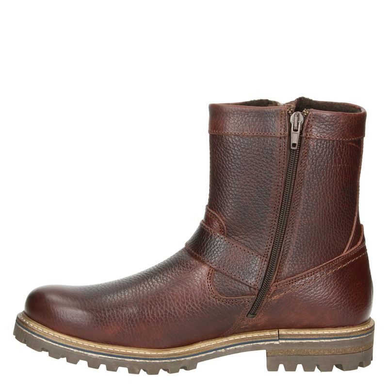 Gaastra Connor High - Rits- & gesloten boots - Bruin