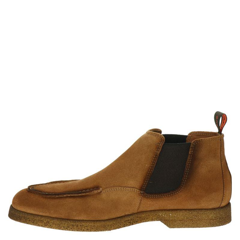 Greve Tufo - Chelseaboots - Cognac