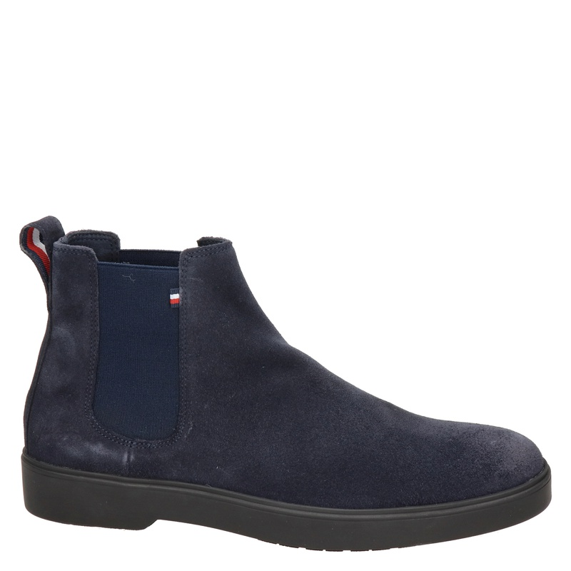 Tommy Hilfiger Sport Classic - Chelseaboots - Blauw