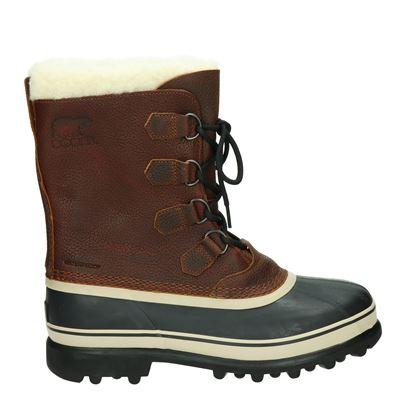 Sorel heren snowboots cognac