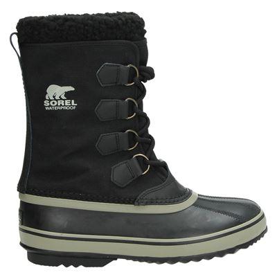 Sorel heren snowboots zwart