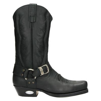 Loblan heren laarzen zwart
