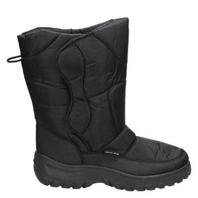 Snow Fun heren snowboots zwart