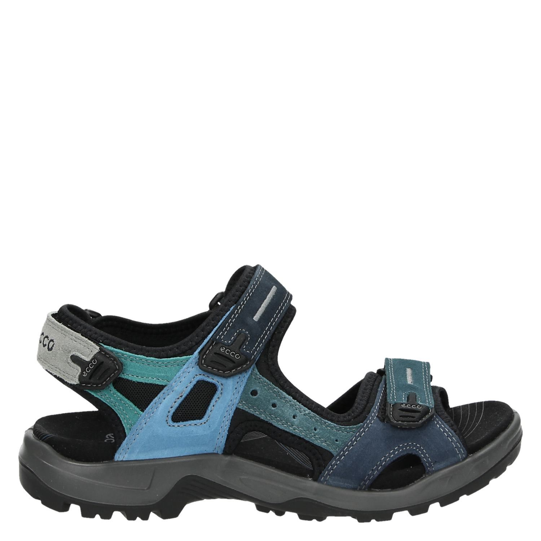 Chaussures Bleues Offroad Ecco Avec Des Hommes De Fermeture Velcro d1f1aUudgB