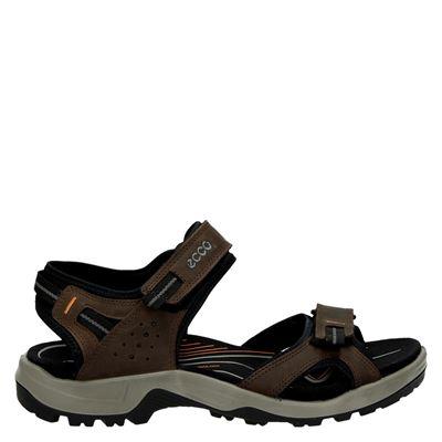 Ecco heren sandalen bruin