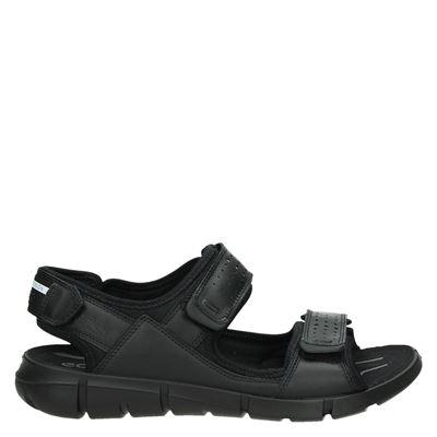Ecco heren sandalen zwart
