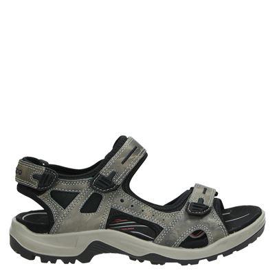 Ecco heren sandalen groen