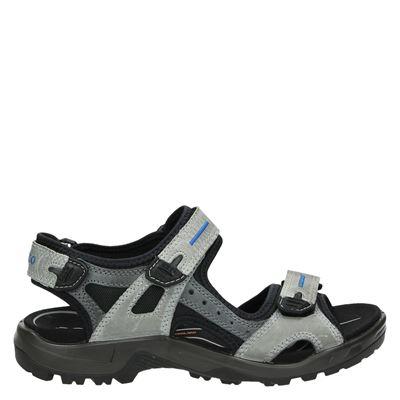 Ecco heren sandalen grijs