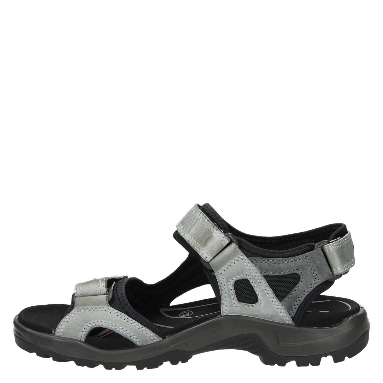 Chaussures Gris Offroad Ecco Pour Les Hommes QOpnFaaZv