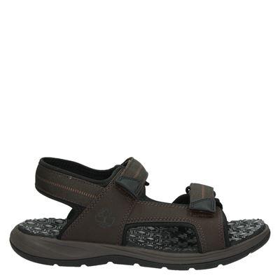 Timberland heren sandalen bruin