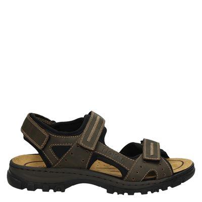 Rieker heren sandalen bruin