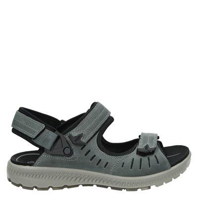 Ecco heren slippers blauw