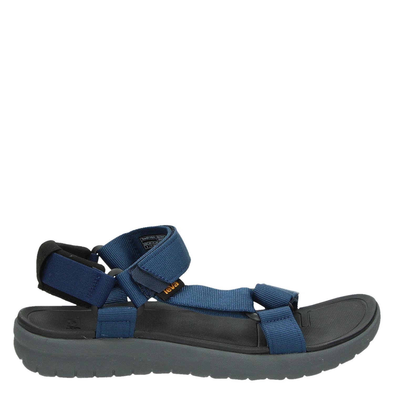 Teva Sanborn Sandales Universelles Bleu CfSivS