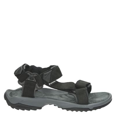 Teva heren sandalen zwart