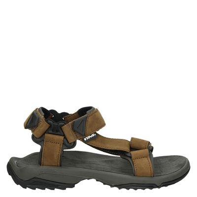 Teva heren sandalen bruin