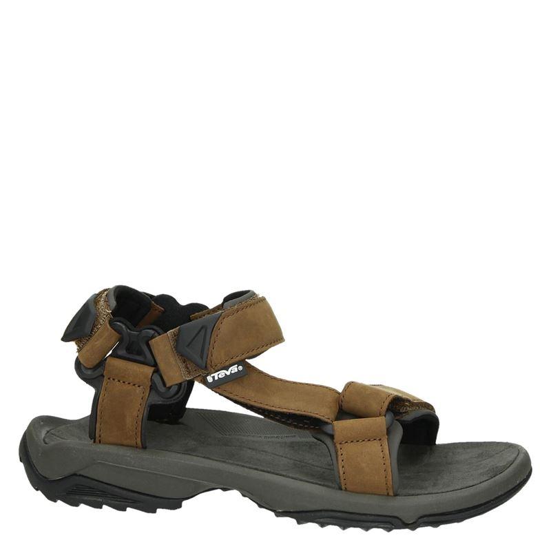 Teva Terra Filite Leather - Sandalen - Bruin
