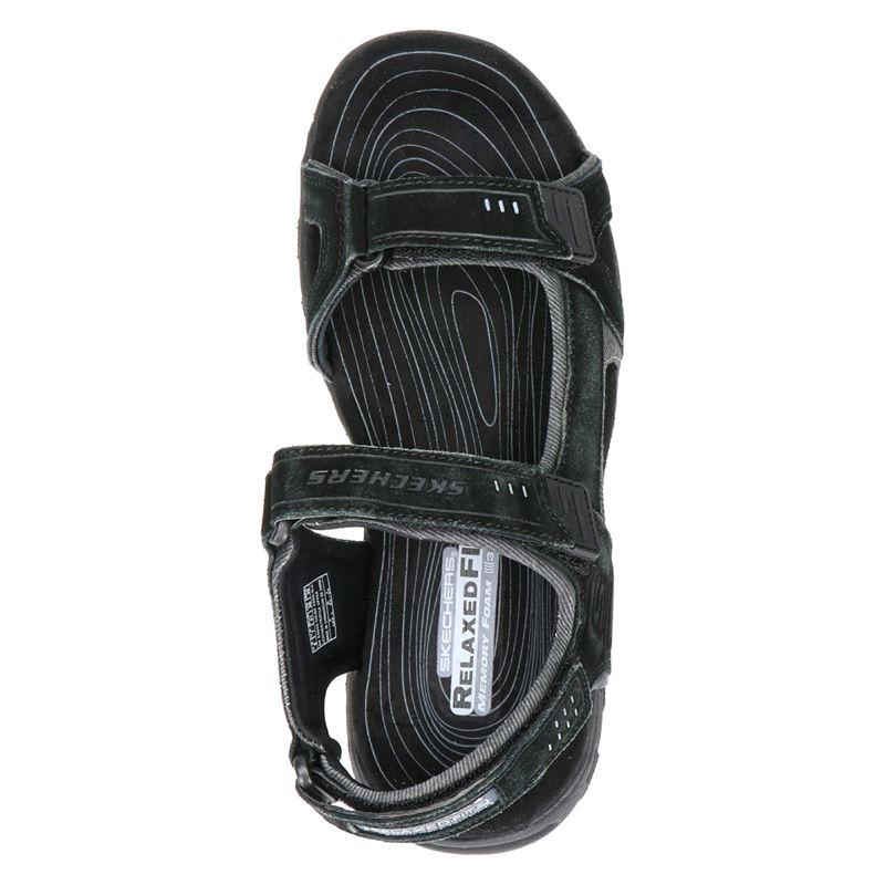 Skechers - Sandalen - Zwart