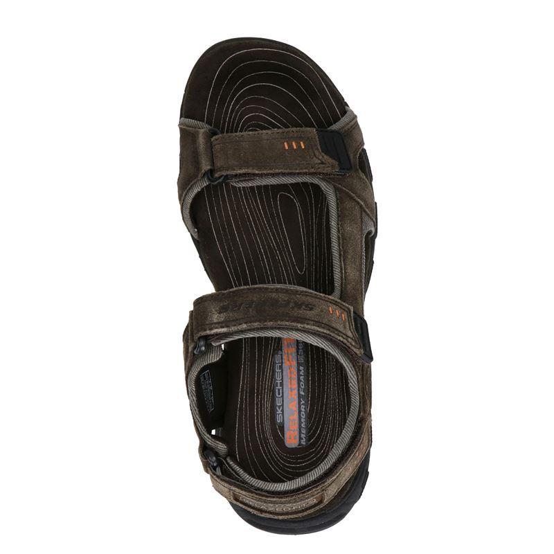 Skechers - Sandalen - Bruin