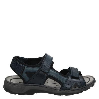 Rieker heren sandalen blauw