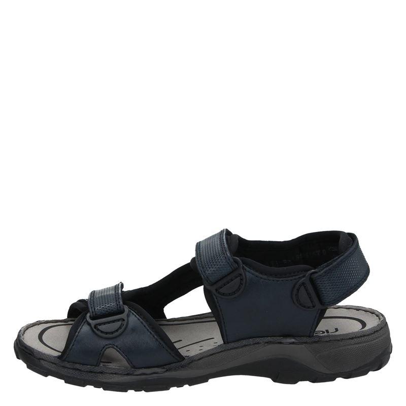 Rieker - Sandalen - Blauw