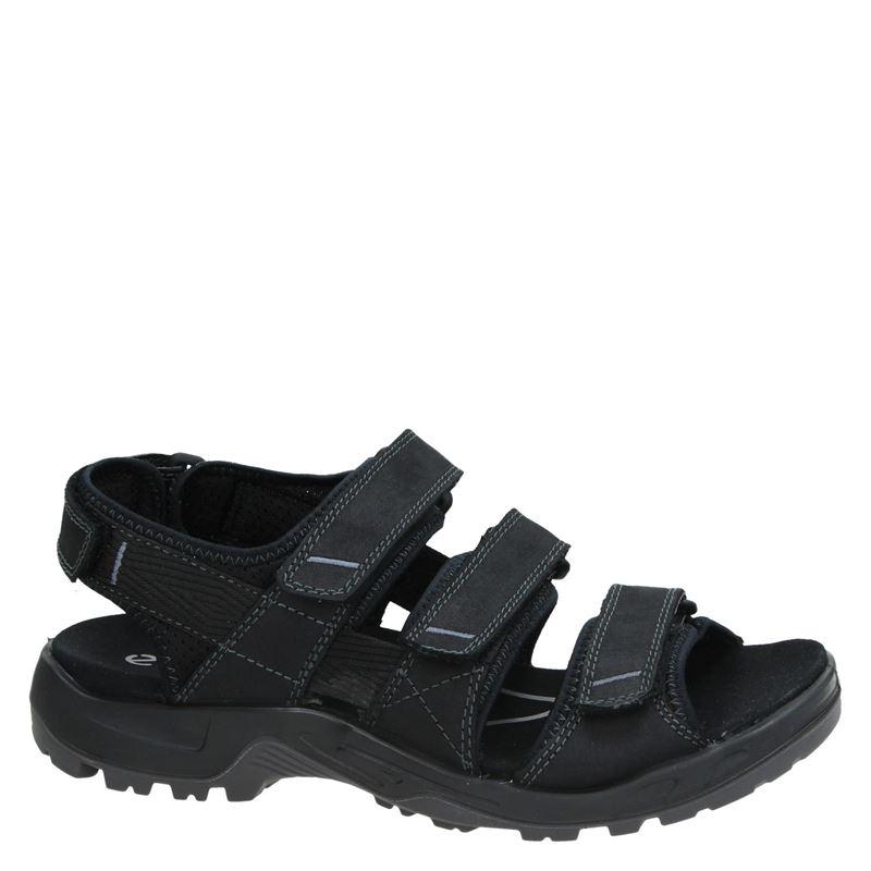 Ecco Offroad - Sandalen - Zwart
