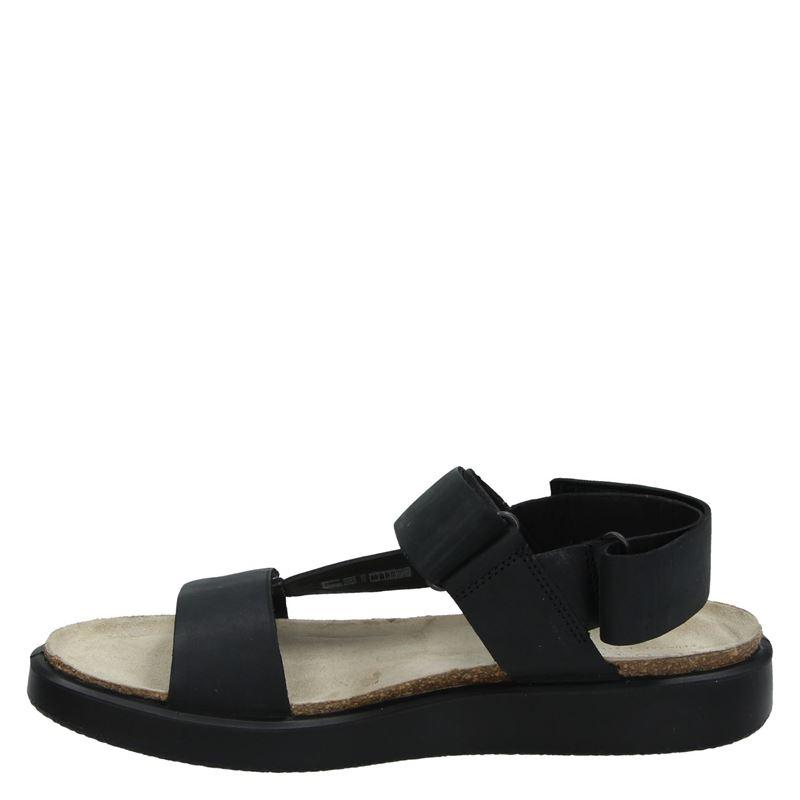Ecco Corksphere - Sandalen - Zwart