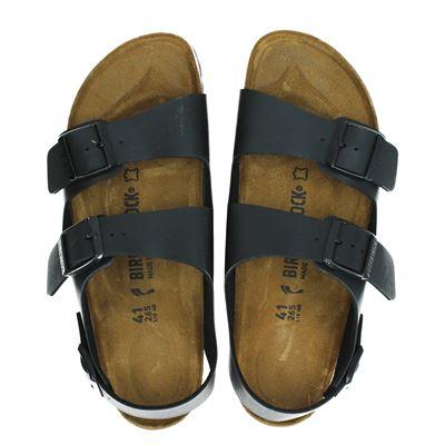 Birkenstock heren sandalen zwart
