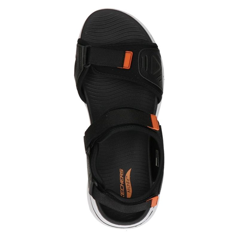 Skechers Arch Fit - Sandalen - Zwart