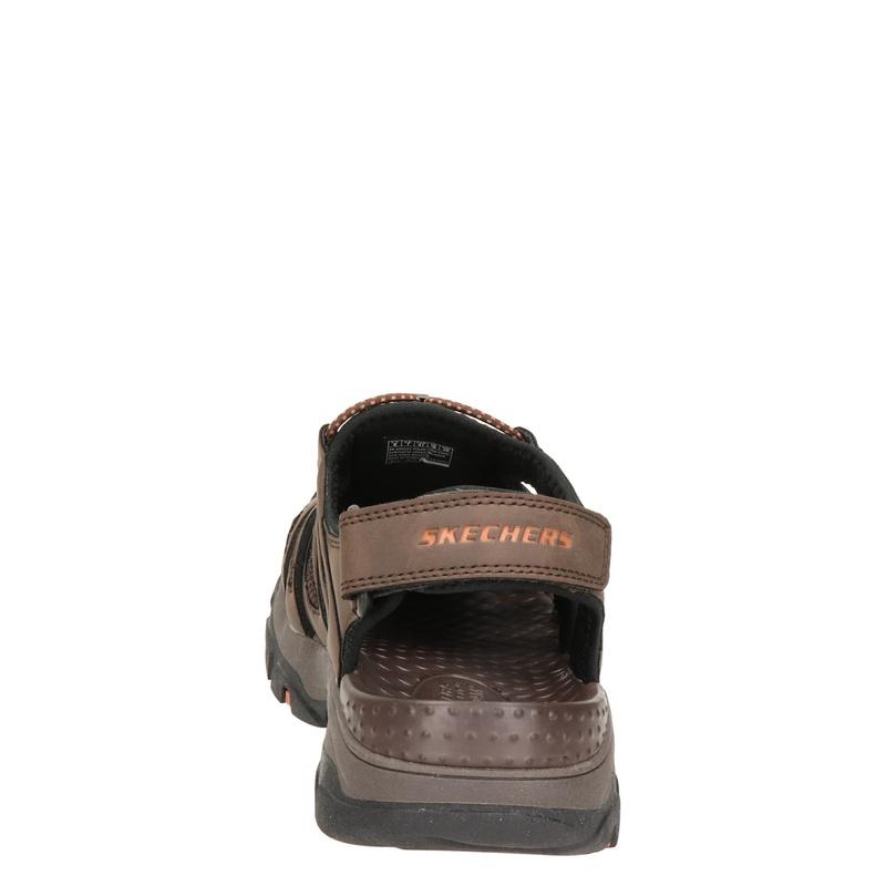 Skechers Relaxed Fit - Sandalen - Bruin